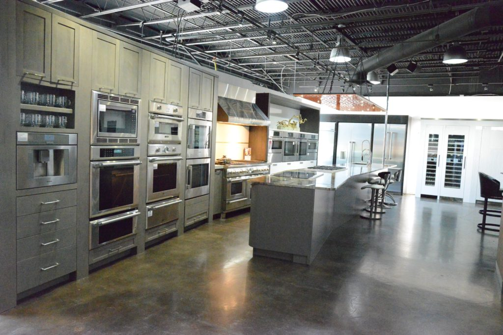 This Live Thermador Kitchen In The Capital Distributing Showroom Is One Of  The Multiple Areas That You Can U201ctry Before You Buy.