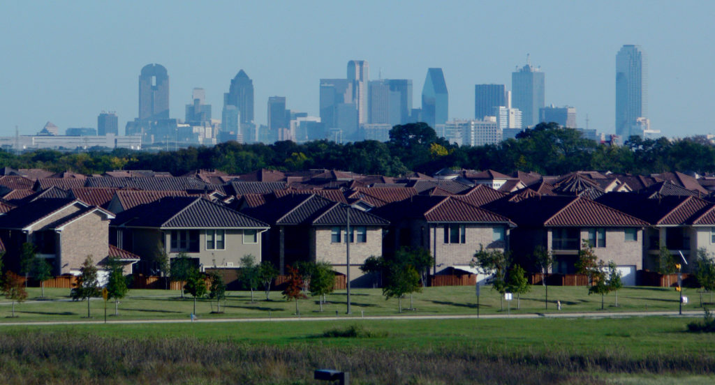 in dallas fort worth suburbs poverty is skyrocketing