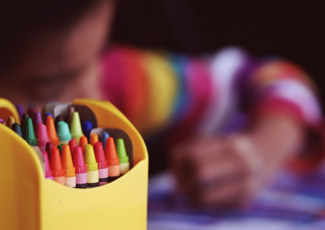 Calling All Crayons: Back-to-School Supply Drive from Nathan Grace | CandysDirt.com