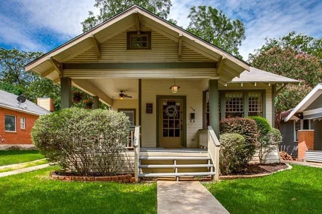 Winsome Winnetka Heights Craftsman Bungalow Has Personality to Spare | CandysDirt.com