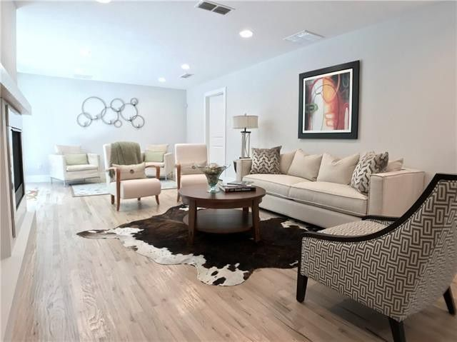 Huge Reno on Cottonwood Heights Home in Richardson Takes It from Drab to Fab | CandysDirt.com