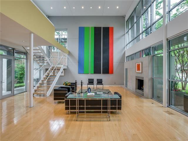 Modern Luxury Mansion