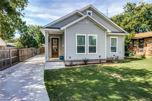 Dells District Home with Builder's Warranty, Feel of an Updated Vintage Cottage | CandysDirt.com