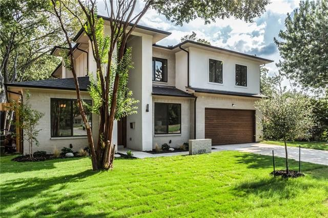 Feast Your Eyes on this Midway Hollow Contemporary in Our Open House Roundup | CandysDirt.com