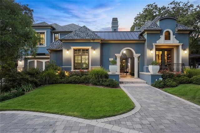 Bluffview Custom Estate