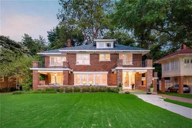 Swing On By This Swiss Avenue Beauty This Weekend — It Tops Our Dallas Open Houses | CandysDirt.com