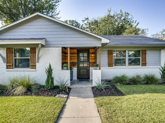 Live the Lake Highlands L Streets Life with this Newly Listed Cutie | CandysDirt.com