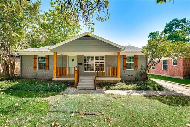 Adorable Casa View Oaks Cottage with Big Updates Won't Last Long | CandysDirt.com