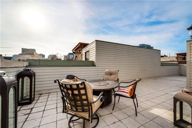 Splurge vs. Steal: Two State & Allen Townhomes | CandysDirt.com