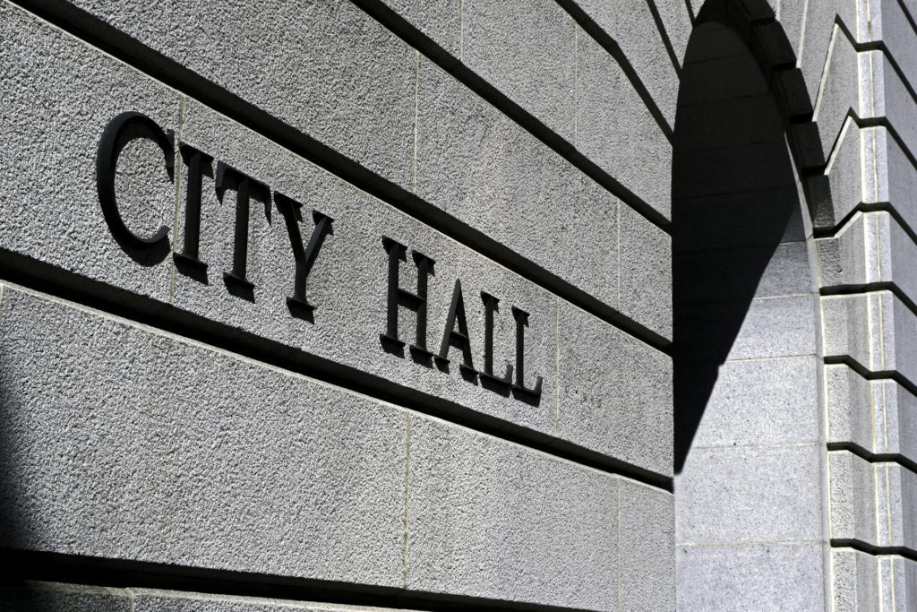 You have been weighed, measured and found lacking City Hall! Help with solutions