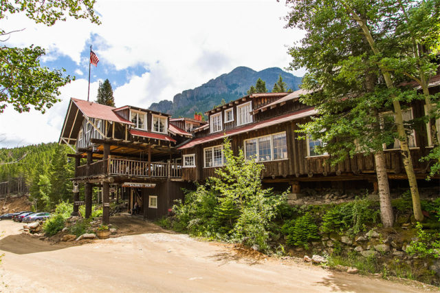On SecondShelters Estes Park Inn Up For Grabs