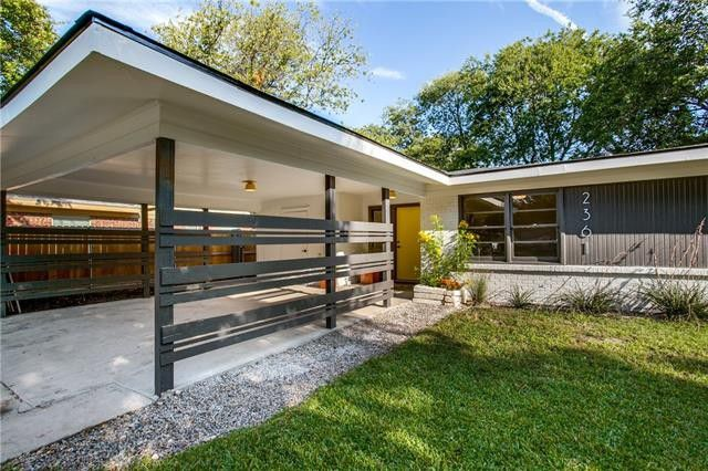 Fall for the Mid-Mod Vibes of this Casa View Haven Retro Beauty | CandysDirt.com