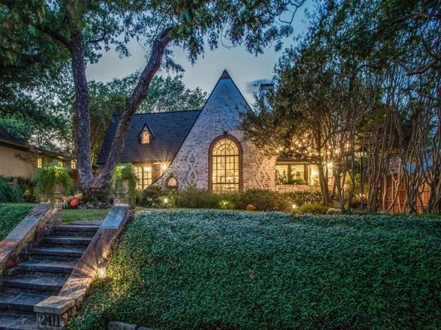 Stunning Lakewood Tudor Tops Our Dallas Open Houses | CandysDirt.com