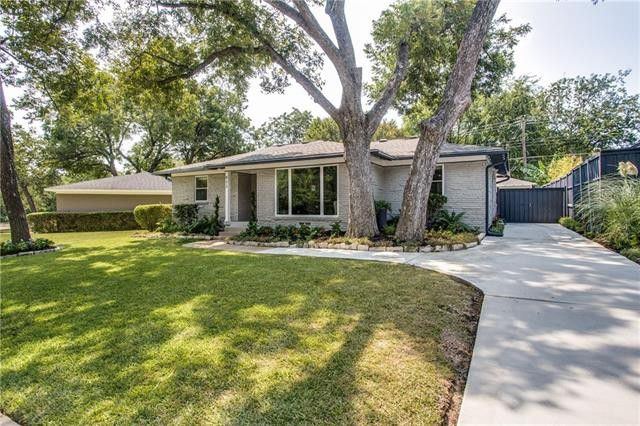 Renovated Midcentury Ranch With Pool Near White Rock Lake on