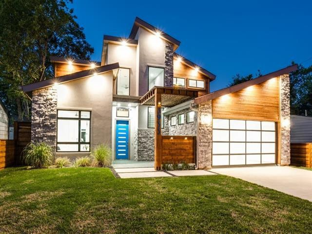 Midway Hollow Modern New Build Tops Dallas Open Houses this Weekend | CandysDirt.com