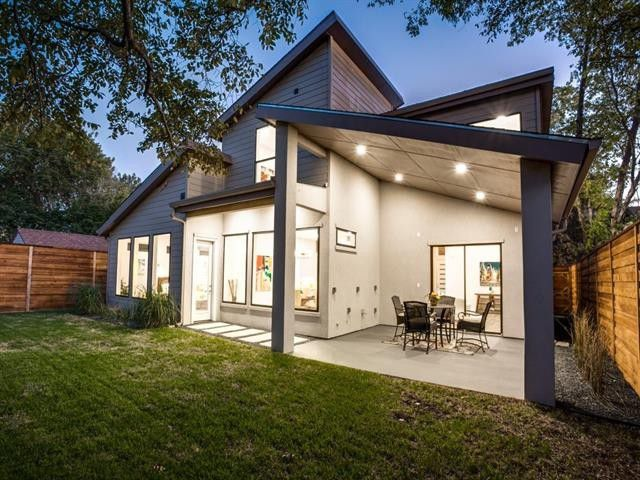 Midway Hollow Modern New Build Tops