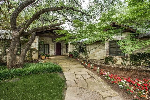 Russwood Acres Estate on Lush Grounds Impresses in our Dallas Open Houses | CandysDirt.com