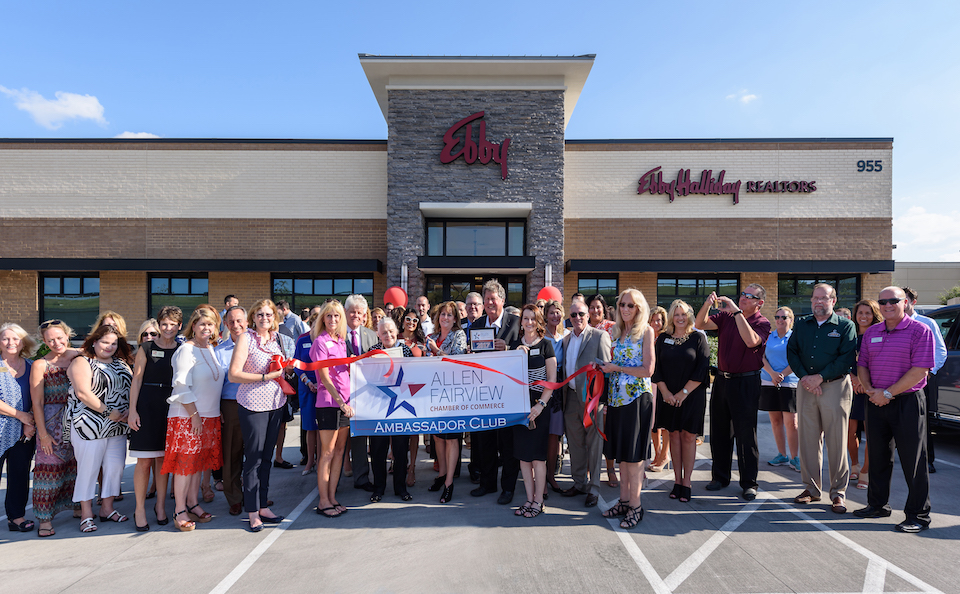 Ebby Halliday Celebrates New Offices, Local Presence in Allen and Prosper-Celina | CandysDirt.com