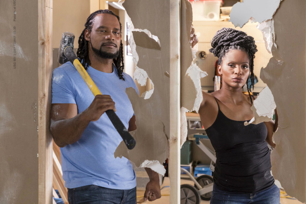 Andy And Ashley Williams Will Become The Latest Texas Based Home Renovation Stars When Their Flip Or Flop Fort Worth Debuts Next Week On Hgtv Photo