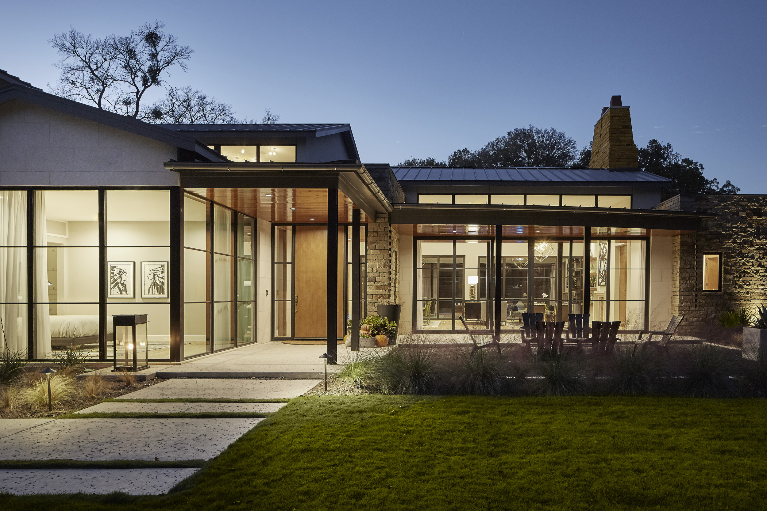 Aia Dallas Tour Of Homes Showcases Breadth And Scope Of