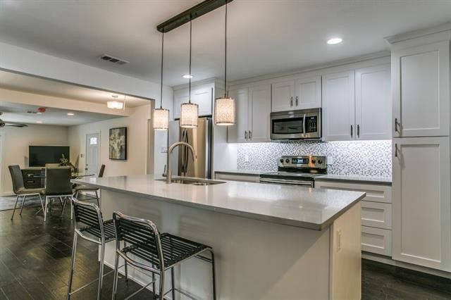 Remodeled Ranch in Midway Hollow Sings a Siren Song for Homebuyers | CandysDirt.com