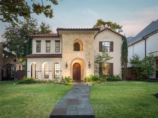 Walk Into the Pages of Architectural Digest in this University Park Luxury Home | CandysDirt.com