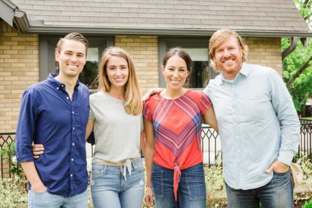 Fixer Upper Premiere Passes Up T Bone For Tudor