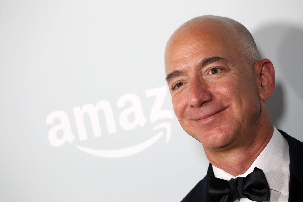 Jeff Bezos Is Speaking At Smu S Bush Center Forum On Leadership Next