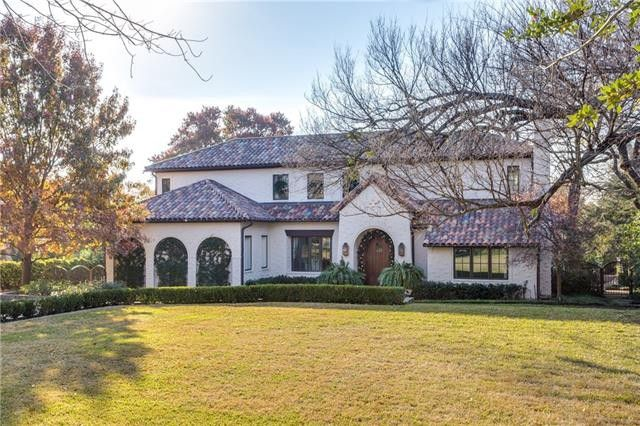 Mark Your Calendars for this Hillcrest Estates Mediterranean's Open House | CandysDirt.com