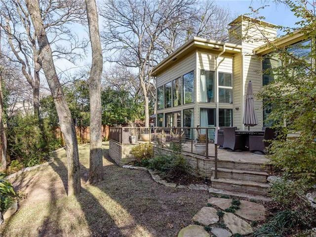 Striking Brookshire Park Contemporary Soars in Our Dallas Open Houses Roundup | CandysDirt.com
