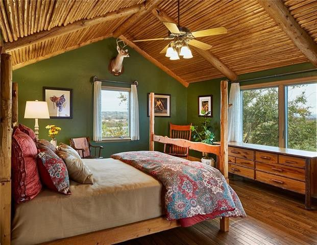 Find the Feel of Authentic Texas on Furst Ranch with Modern-day Cattle Baron Home   CandysDirt.com