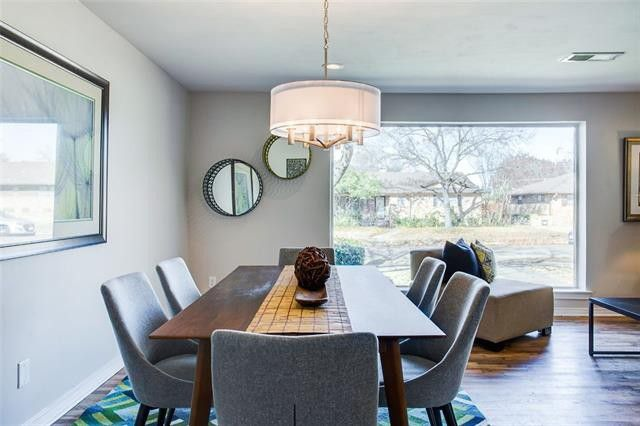 Gorgeously Remodeled Buckner Terrace Home with Magazine Good Looks | CandysDirt.com