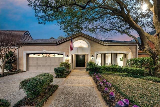 Contemporary Golf Course Home In Bent Tree Royal Sweeps Our Dallas Open Houses | CandysDirt.com