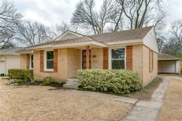 Updated Master Retreat Will Sell this Lake Highlands Estates Home   CandysDirt.com