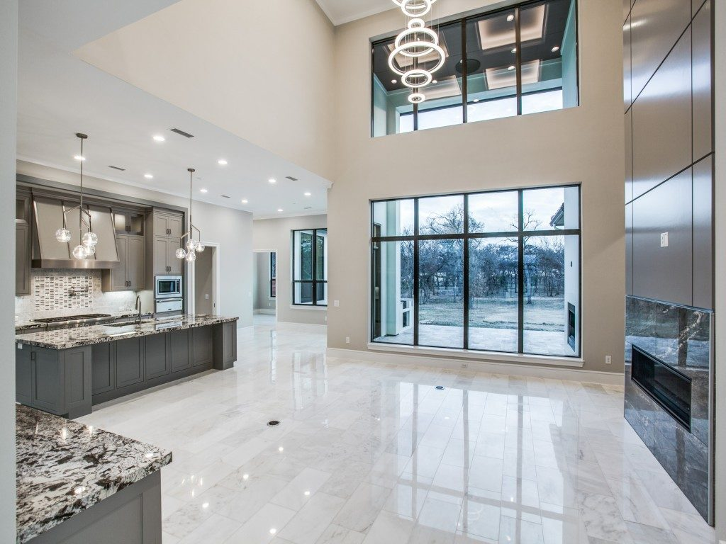 Dallas Custom Build By Desco Fine Homes Comes With Feng Shui Flair ...