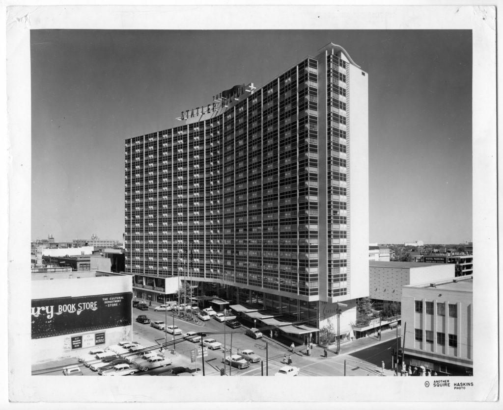 We Know It S Statler Hilton Week In Dallas The Official Grand Opening Of Historic Hotel That Will Revitalize Downtown Dramatically