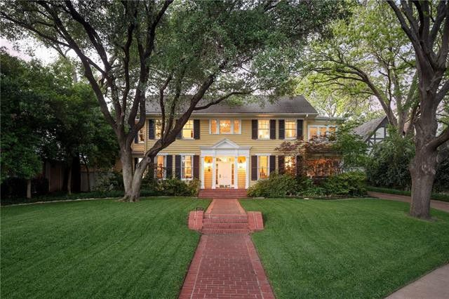 Historic Colonial Revival