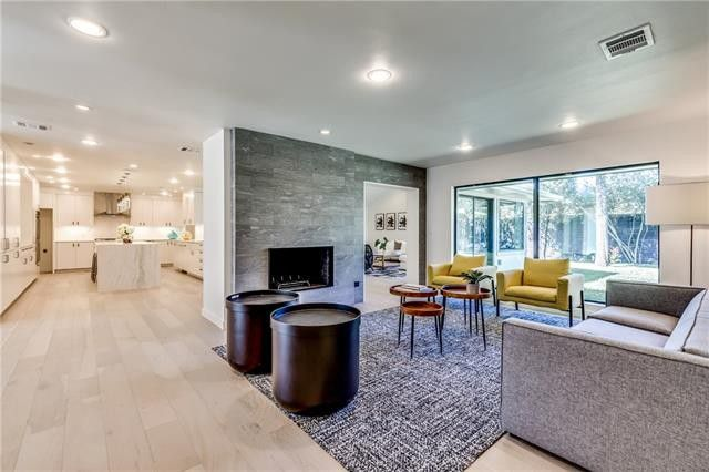 Midway Hills Soft Contemporary Leads Dallas Open Houses This Weekend | CandysDirt.com