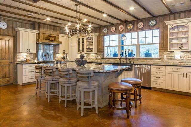Custom 10 Acre Barndominium Offers Fab Vacation Home Close