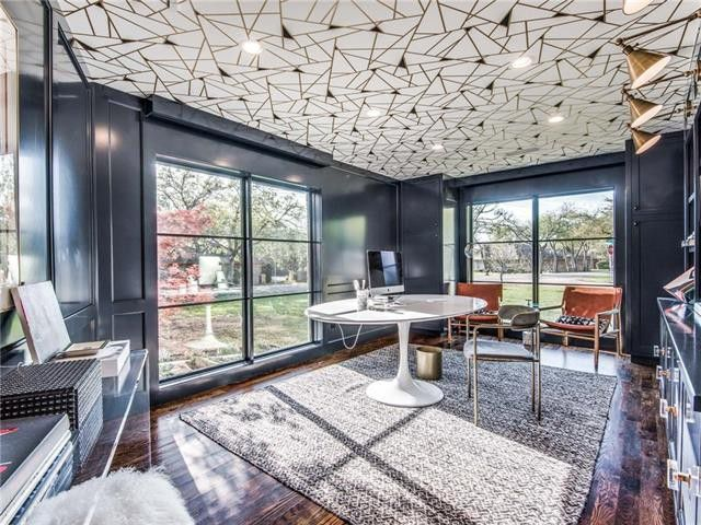 Striking Rosser Terrace Renovation Hits All the High Notes Among Dallas Open Houses | CandysDirt.com
