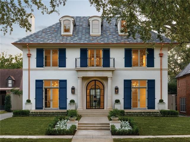 Highland Park French Traditional
