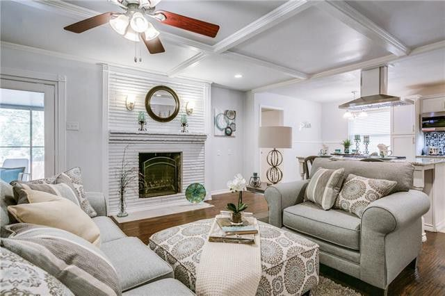 Minutes from White Rock Lake, This Home Offers Striking Open Concept Design | CandysDirt.com