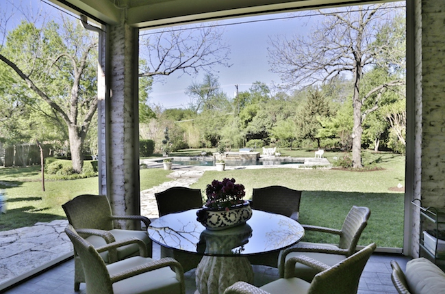 Hail and Spring Chills: KJ Custom Patio Screens Keep Out Way More ...