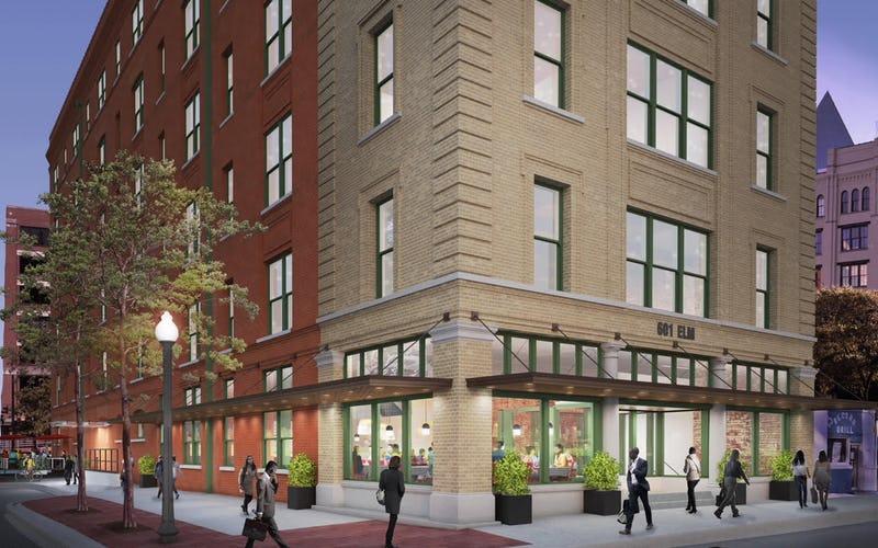Tanya Ragan Launches Restoration of Historic Purse Building