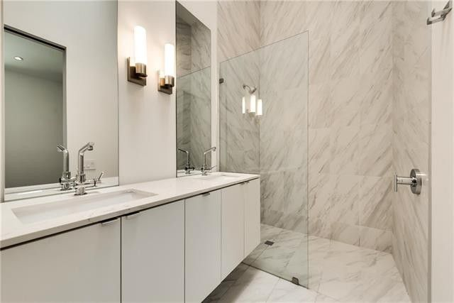 Splurge vs Steal: Two New Construction Contemporary Condos in East Village | CandysDirt.com