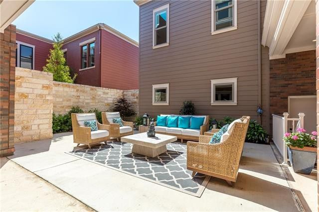 Southlake Townhome Living Promises Big Style in These Ebby Halliday-repped Homes | CandysDirt.com