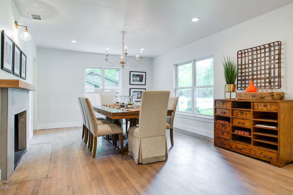 Put on Your Running Shoes to Catch this Incredible Casa Linda Estates Remodel   CandysDirt.com