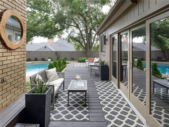 Prestonwood Creek Contemporary on Large Lot Tops Our Dallas Open Houses | CandysDirt.com