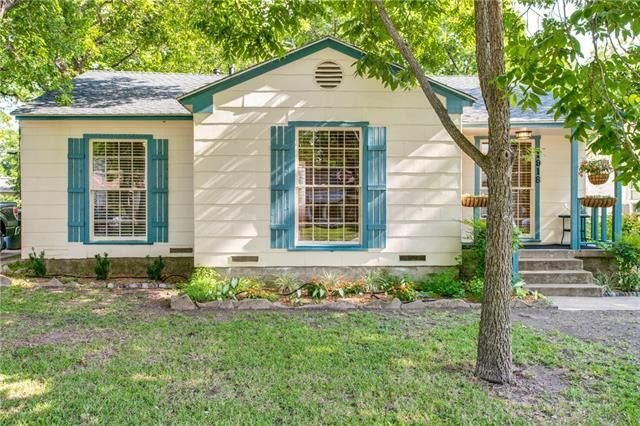 Live Tiny in this Cute Elmwood Cottage, Priced to Sell | CandysDirt.com