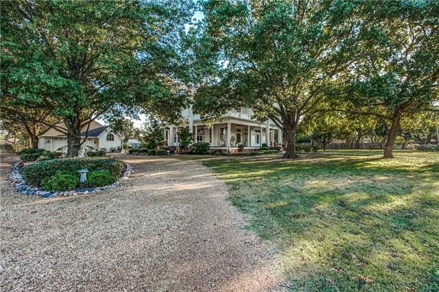 Forney Historic House Represented by Ebby Halliday Realtors | CandysDirt.com